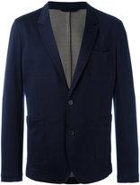 Ami Alexandre Mattiussi unlined deconstructed jacket - men - Cotton - 50