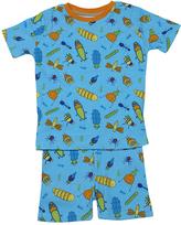 New Jammies Blue Bug's Life Organic Pajama Set - Infant