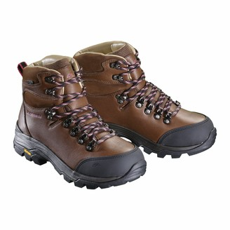 Kathmandu Tiber Women's ngx Leather Hiking Boots