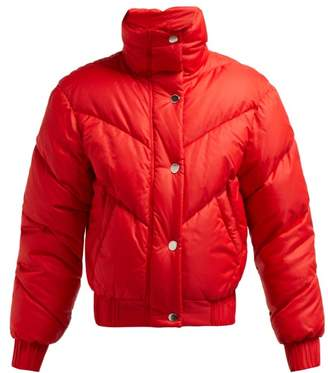 Cordova The Snowbird Quilted-down Jacket - Womens - Red