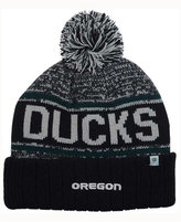 Top of the World Oregon Ducks Acid Rain Pom Knit Hat