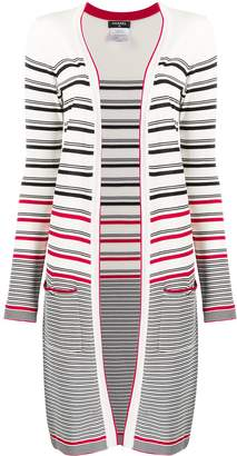Chanel Pre-Owned 2010s striped cardigan