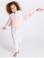 Marks and Spencer Hooded Onesie (1-8 Years)