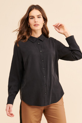 Universal Standard Everyday Button Down Blouse