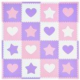 Tadpoles Classic Hearts Playmat Set