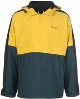 Carhartt Wip two-tone hoodie