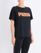 Puma x Sophia Webster cotton-blend T-shirt