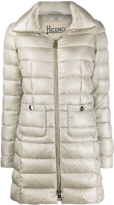 Herno Long-Sleeve Puffer Jacket