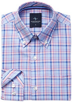 Tailorbyrd Mini Plaid Dress Shirt (Big Boys)