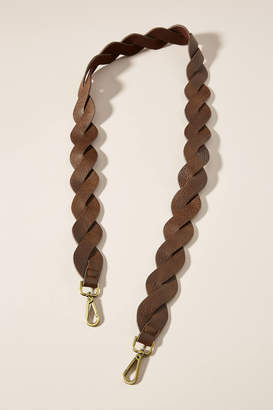 Anthropologie Braided Bag Strap