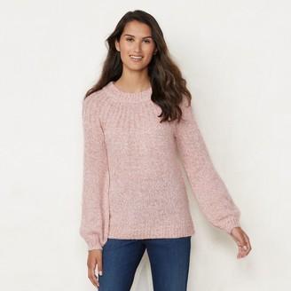Lauren Conrad Women's Bow-Back Sweater