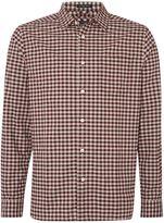 Howick Hawthorne Gingham Long Sleeve Shirt