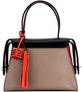 Tod's tri-colour tote bag - women - Calf Leather - One Size