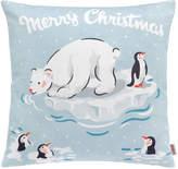 Cath Kidston Polar Bear 40 x 40 Cushion
