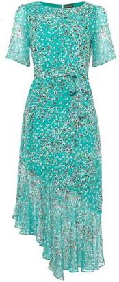Phase Eight Klara Printed Asymmetric Dress