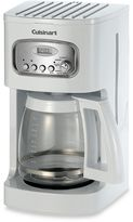 Cuisinart 12-Cup Programmable Coffee Maker in White