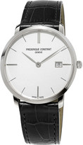 Frederique Constant FC220S5S6 slimline stainless steel watch