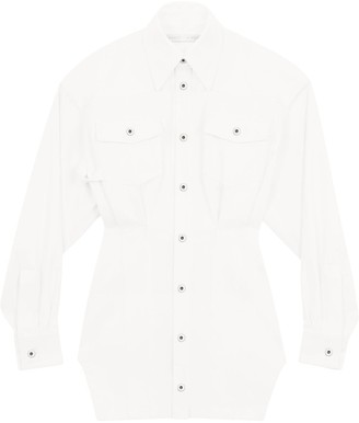Fenty by Rihanna Denim corset dress