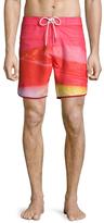 """Sundek 16"""" Contoured Waistband Board Shorts"""