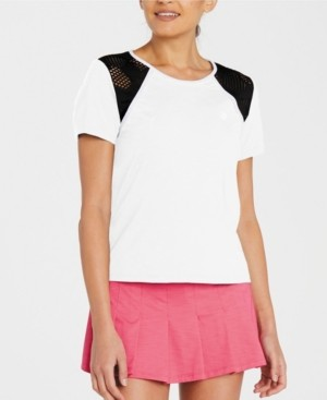 Eleven Paris by Venus Williams Connect Short Sleeve T-shirt