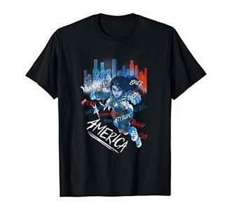 Marvel Rising Secret Warriors Miss America Chavez T-Shirt