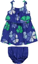 """Carter's Baby Girls' """"Choice Blooms"""" Dress with Diaper Cover"""
