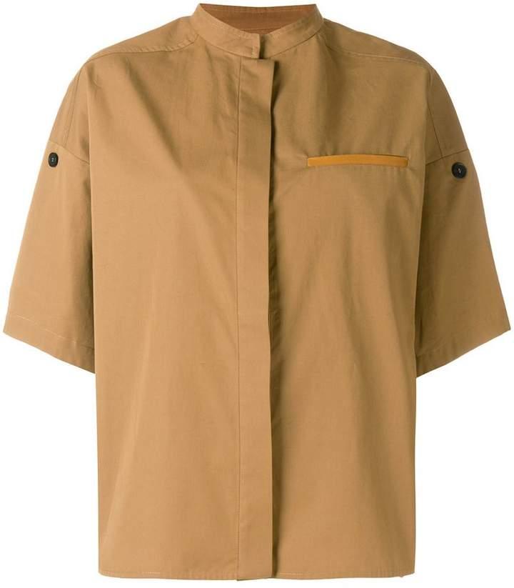 Yves Salomon short sleeve shirt