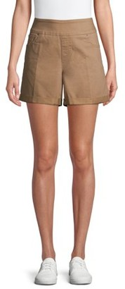 Time and Tru Women's Pull On Shorts