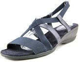 LifeStride Life Stride Allure Women US 8.5 Blue Wedge Sandal