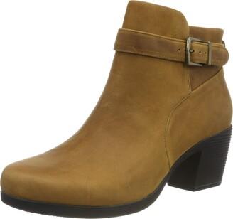Clarks Un Lindel Lo Womens Ankle Boots