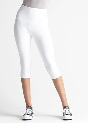 Yummie Talia Capri Cotton Stretch Shaping Legging