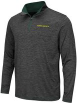 Men's Campus Heritage Oregon Ducks Shine 1/4-Zip Pullover