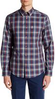 Ben Sherman Gingham Long Sleeve Regular Fit Shirt