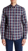 Ben Sherman Gingham Regular Fit Shirt