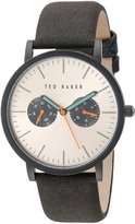 Ted Baker Men's 'Smart Casual' Quartz Stainless Steel Dress Watch, Color: (Model: 10030762)