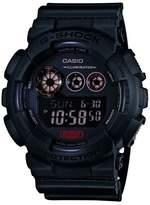 Gent Military Black G-shock Watch Gd-120mb-1er