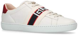 Gucci Ace Elastic Band Sneakers