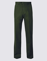 Blue Harbour Big & Tall Cotton Rich Chinos