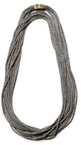 Lafayette 148 New York Women's Mesh Chain Multistrand Necklace