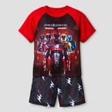 Power Rangers Boys' Pajama Sets - Red