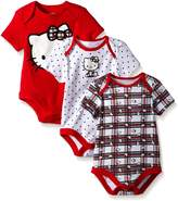 Hello Kitty Baby Girls' Value Pack Bodysuits