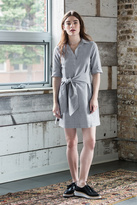 Lilla P Shirt Dress with Belt
