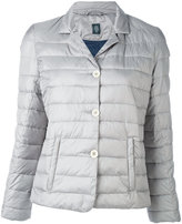 Eleventy classic collar puffer jacket - women - Polyester - XS