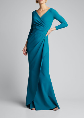 Chiara Boni Charisse Gathered Gown
