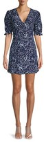 Thumbnail for your product : Nicole Miller Ruffled Mini Dress
