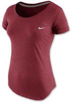 Nike Women's Arkansas Razorbacks College Scoop Triblend T-Shirt
