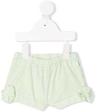 Il Gufo Pom-Pom Shorts