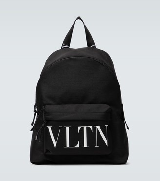 Valentino canvas VLTN backpack