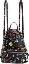 GUESS Cool School Printed Small Backpack