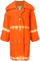 Issey Miyake Pre Owned puffer coat